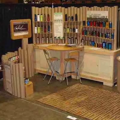 Tradeshow Booth Design for Pacific Cornetta