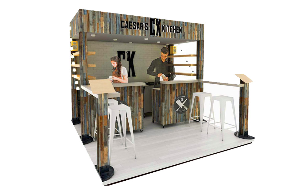 Tradeshow Booth Designs by Industry